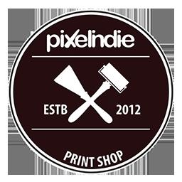 Pixelindie Print Shop